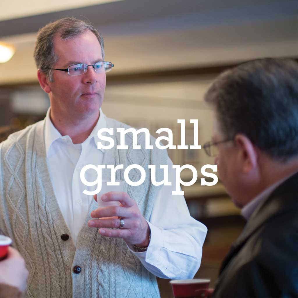 Sign Up for a Lent Small Group