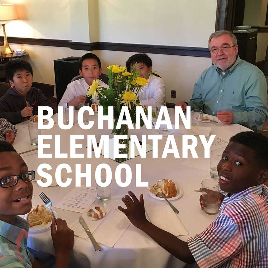 Back to School at Buchanan Elementary