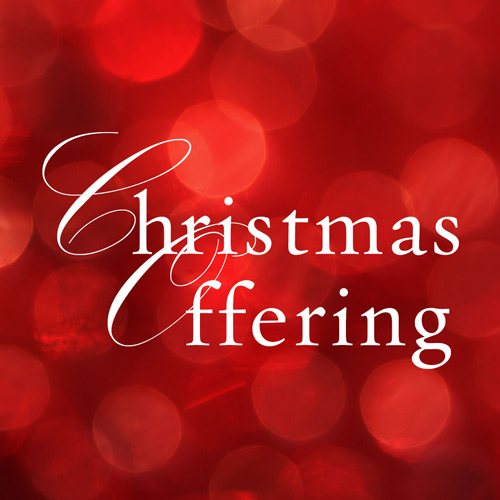 Christmas Offering 2017