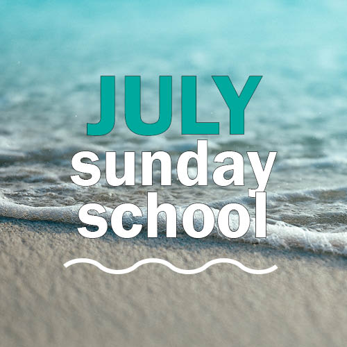 July Sunday School Offerings