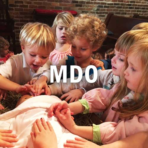 MDO Registration for Church Members