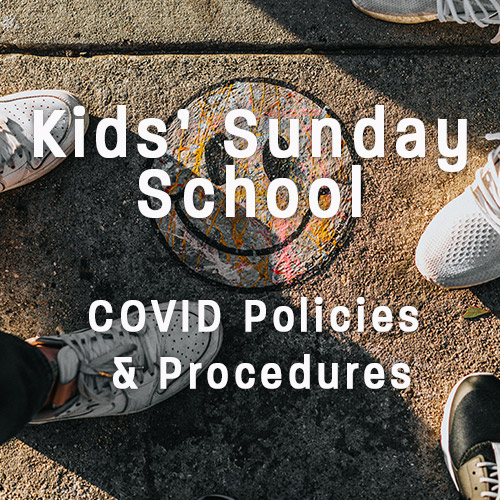 COVID and Children's Sunday School