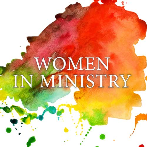 Women in Ministry Bible Studies Resume