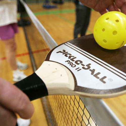 Pickleball?